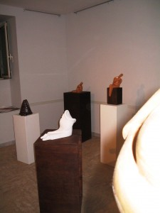 Mostra personale Pasquale Mastrogiacomo 2005