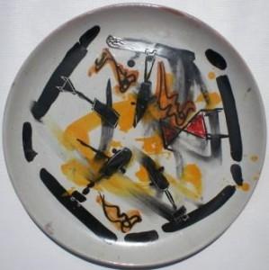 Ceramica, Pietro Lista e Pio Mastrogiacomo-collezione privata