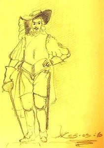 Studi d'autore, 2010 matita su carta,Pasquale Mastrogiacomo