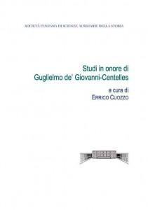 """I falconi di """"Sua Maestà' nell'Inghilterra anglo-normanna, in Studi in onore di Guglielmo de' Giovanni-Centelles, a cura di E. Cuozzo, Salerno 2010 (Intorno a un mare, 1), pp. 167-186."""