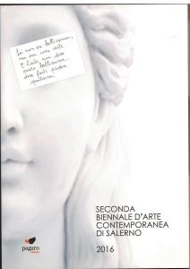 Credits, Biennale d'Arte Contemporanea di Salerno 2016,Pasquale Mastrogiacomo