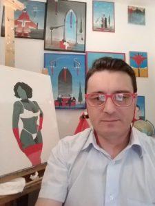 Con l'erotismo...abbozzo, Pasquale Mastrogiacomo