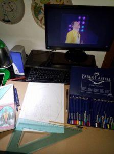 La notte e la creatività, Pasquale Mastrogiacomo, 29/04/2018