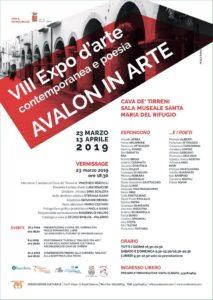 VIII Expo d'arte contemporanea e poesia AVALON IN ARTE, Pasquale Mastrogiacomo