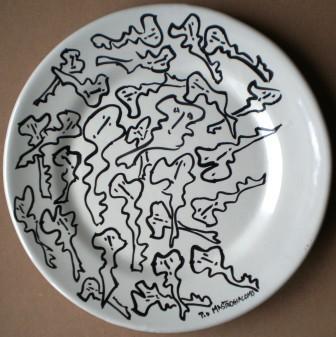 Ceramica artistica, 1999,Pio Mastrogiacomo (M.PIO),Acerno(SA).