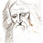 Copia, 1995 disegno a matita, Pasquale Mastrogiacomo, Acerno(SA)