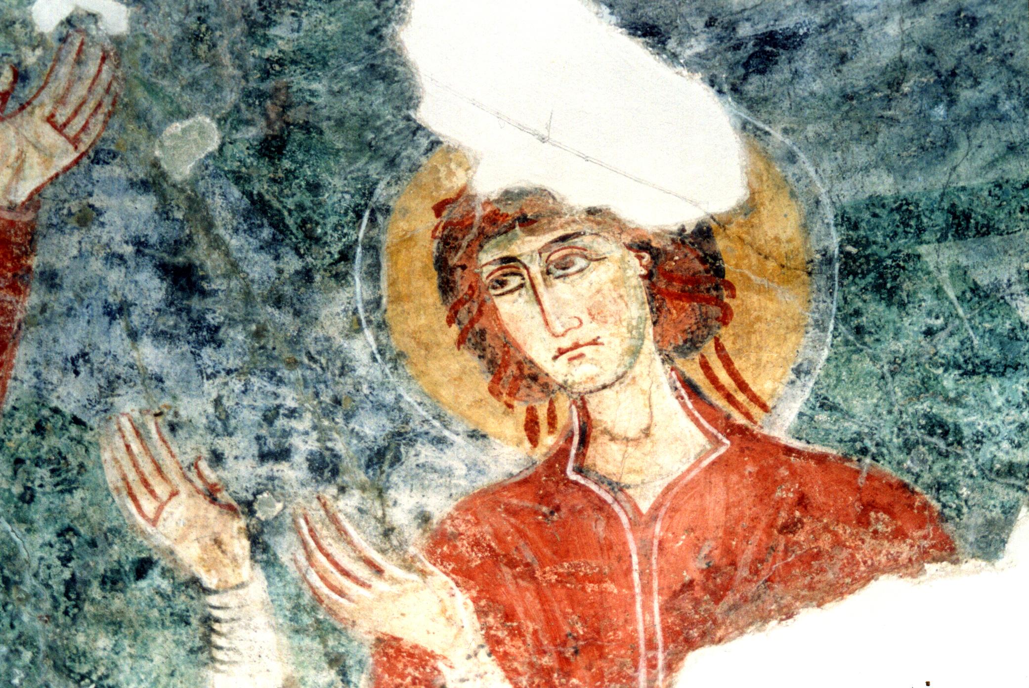 Particolare dell'abside,Basilica dell'Annunziata, Avellino
