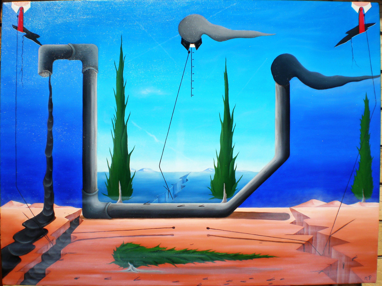 Natura morta (still life), 2013 olio su tela cm 80x60, Pasquale Mastrogiacomo, Acerno (NA)