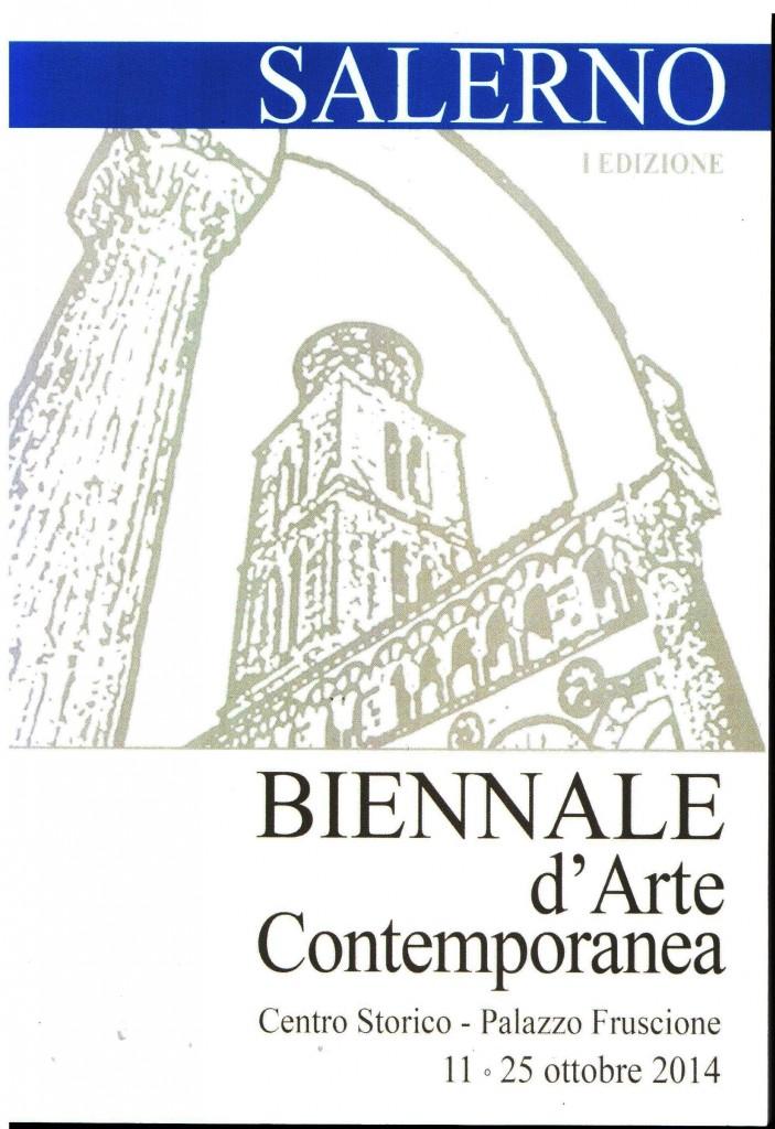 Credits, Biennale d'Arte Contemporanea. I Edizione , Salerno 2014.