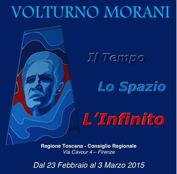 """Il tempo Lo spazio L'infinito, Volturno Morani """"Premio internazionale""""- Pasquale Mastrogiacomo"""