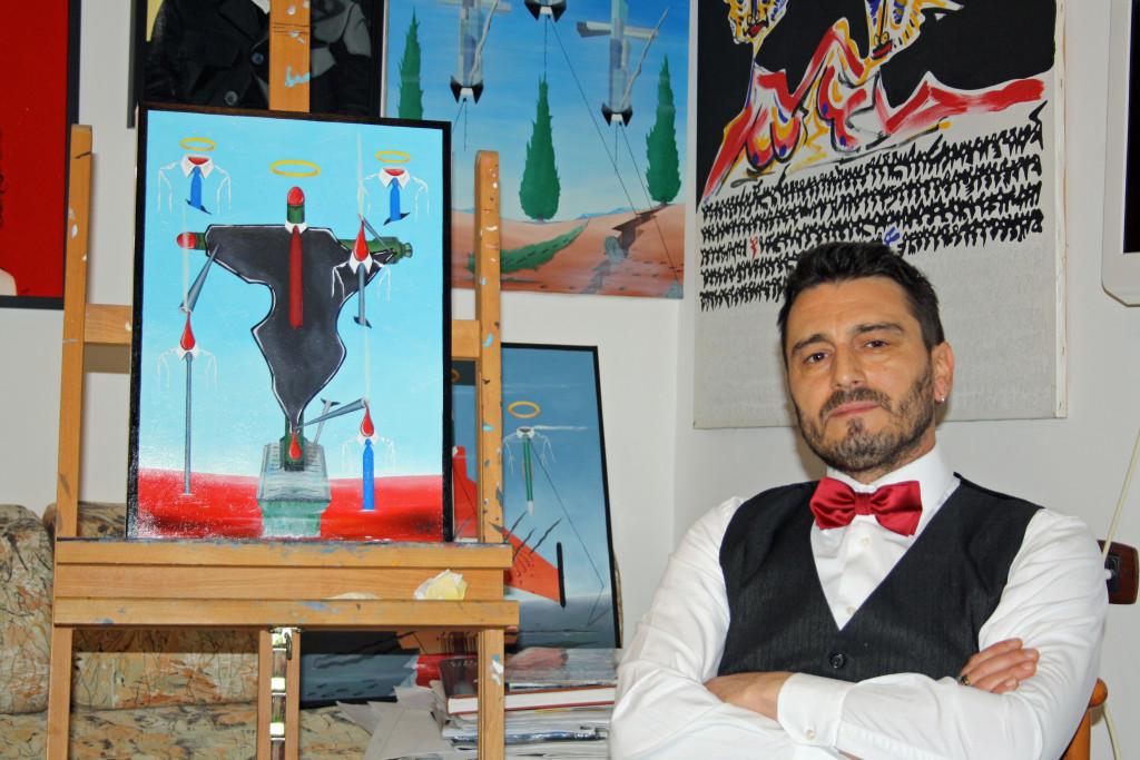 Scatto di vanità (vanity), 2016 Pasquale Mastrogiacomo, Acerno (SA).
