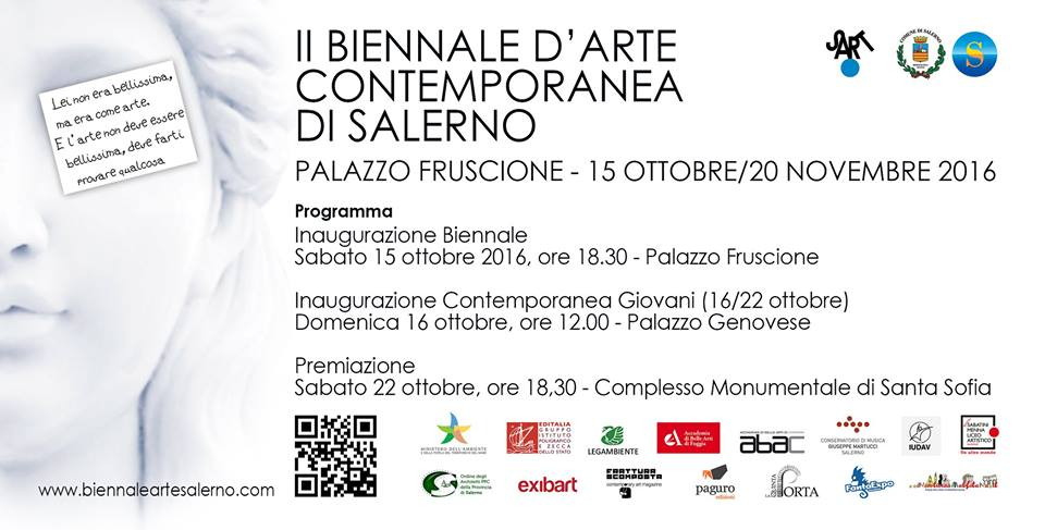 II Biennale D'Arte Contemporanea di Salerno