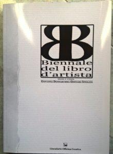 Biennale del libro d'artista 2017, Napoli-Pasquale Mastrogiacomo