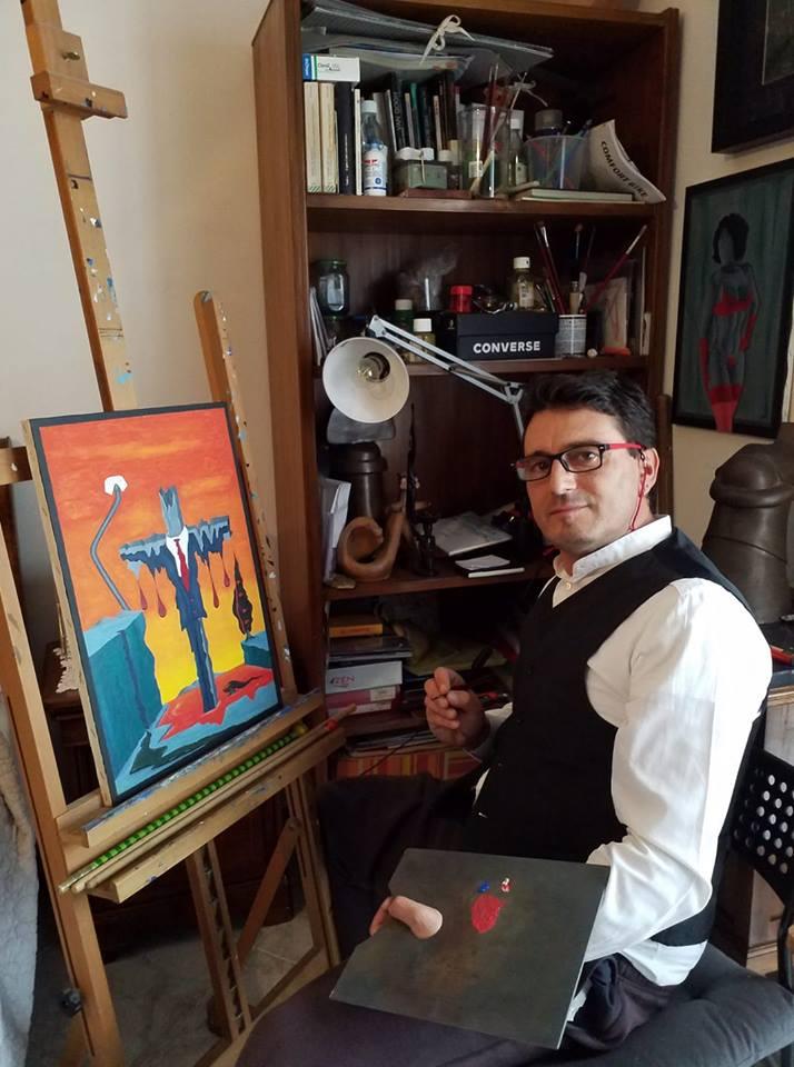 """Alla ricerca della mostruosità degli avari....il mio angolo del piacere...""""2018, Pasquale Mastrogiacomo"""