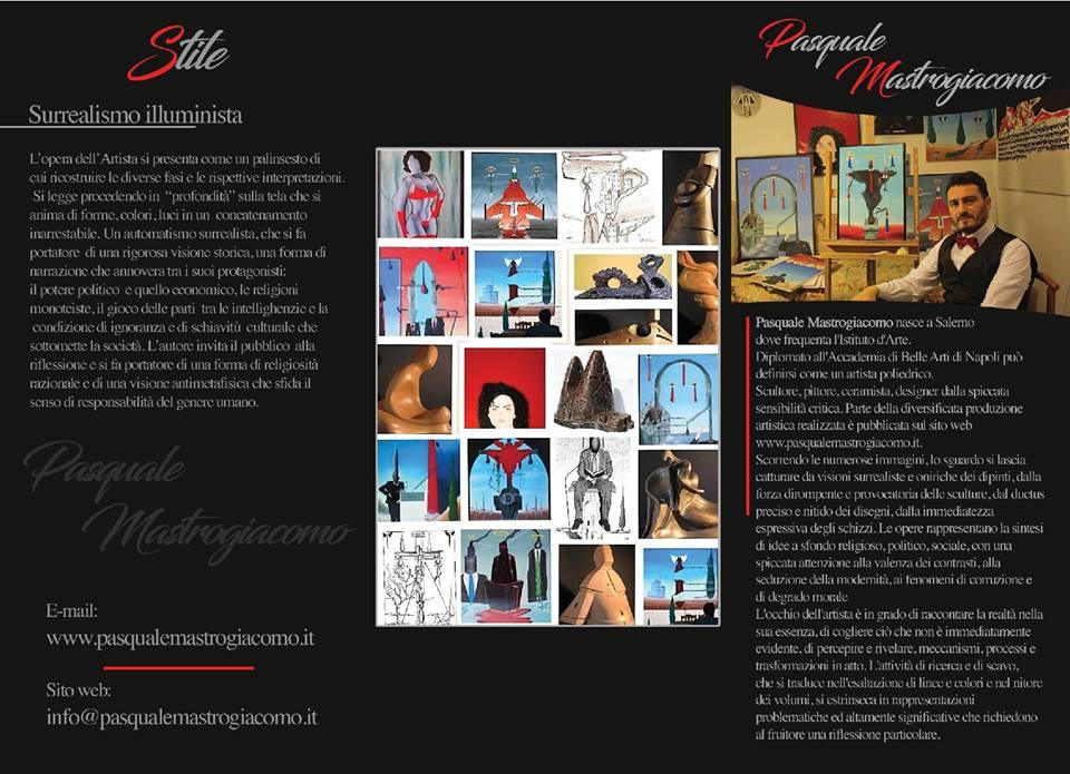 Brochure-Pasquale Mastrogiacomo,2019.
