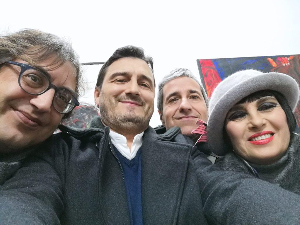 Pasquale Mastrogiacomo,Cristina Tafuri,Salvatore Criscuolo,Mario Esposito