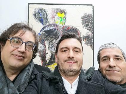 Pasquale Mastrogiacomo,Salvatore Criscuolo,Mario Esposito