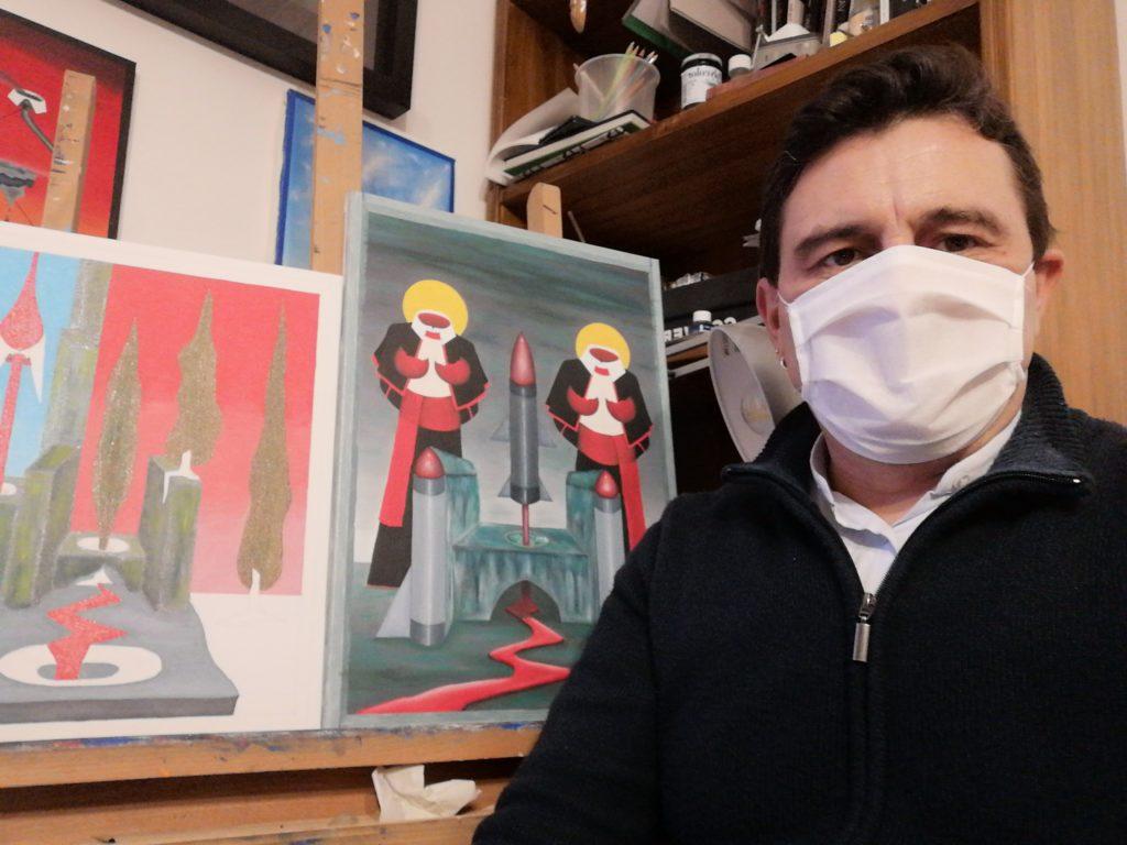 Pasquale Mastrogiacomo, 2020