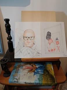 L'altarino della creatività, 2021 Pasquale Mastrogiacomo.