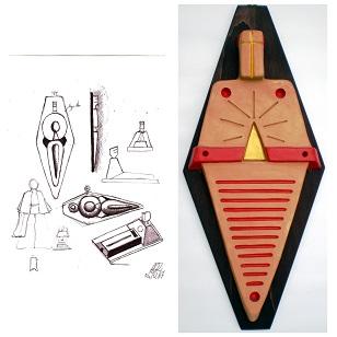 Dall'ideazione alla realizzazione del bassorilievo in terracotta, Pasquale Mastrogiacomo